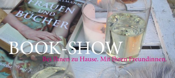 Buchparty – BOOK-SHOW